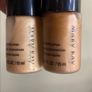 Mary Kay Illuminating Drops Set of 2